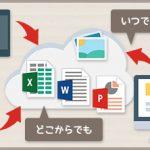 クラウドサービス(OneDrive・Outlook.com)