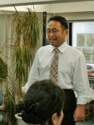 2008.08.20BUNちゃん先生